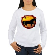 Paso Fino Sunset T-Shirt