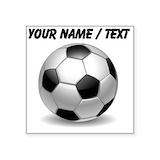 Soccer ball Square