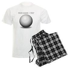 Custom Golf Ball pajamas