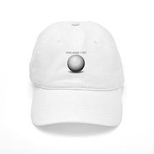 Custom Golf Ball Baseball Cap