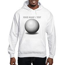 Custom Golf Ball Jumper Hoody