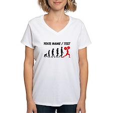 Custom Weightlifting Evolution T-Shirt