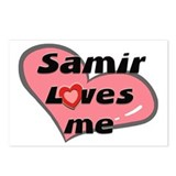 samir loves me  Postcards (Package of 8)
