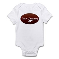 Team Javanese Infant Bodysuit