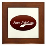 Team Nebelung Framed Tile
