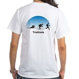 Men's Triathlete 'Blu' Shirt
