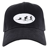 Ladies' Triathlete Baseball Hat
