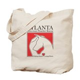 Cute Atlanta georgia Tote Bag