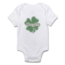 """Shamrock - Doyle"" Infant Bodysuit"