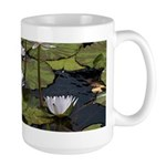 Water Lillies Large Mug