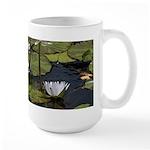 Water Lillies Large Mug