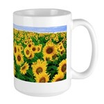 Sunflower Large Mug