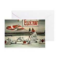 Cute Coca cola Greeting Cards (Pk of 10)