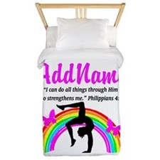 CHRISTIAN GYMNAST Twin Duvet