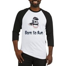 Born To Run_boy Baseball Jersey