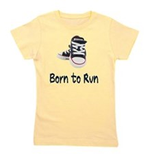 Born To Run_boy Girl's Tee