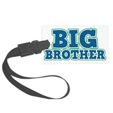 Big Brother Luggage Tag