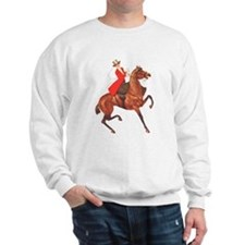 High Aside Sweatshirt (white or ash)