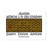 Autism (SEA) Postcards (Package of 8)