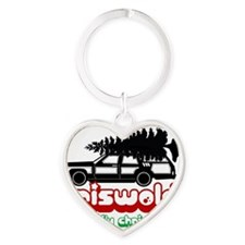 Griswold Family Christmas - vacatio Heart Keychain