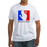 Buy Muay Thai Fitted T-Shirt