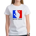 Buy Muay Thai Women's T-Shirt