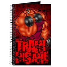 TRAININSANE_portrait Journal