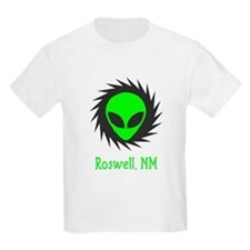 Roswell, New Mexico Kids T-Shirt