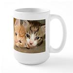 Kittens Large Mug