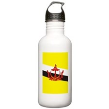 Brunei (iPh4 half) Water Bottle