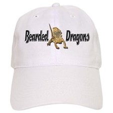 Bearded Dragon Baseball Baseball Cap