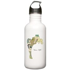 Brave Rifles Water Bottle