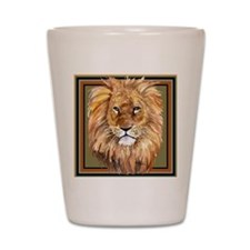 liontile Shot Glass