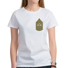 Sergeant Major<BR>Tee Shirt 21