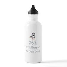 26Challenge_wht Water Bottle