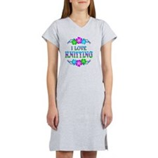 KNITTING Women's Nightshirt