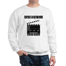 COCOA BEACH(HER MOVIE) Sweatshirt
