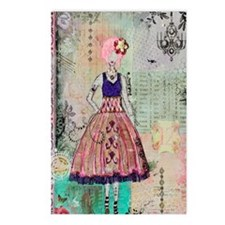 5x8_journal Postcards (Package of 8)