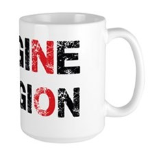 imagine religion Mug