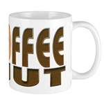 The frazzled coffee fanatic Mug