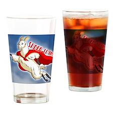 SUPER-LLAMA-THROW-PILLOW.gif Drinking Glass