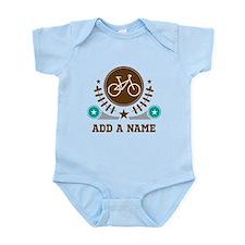 Personalized Biking Onesie