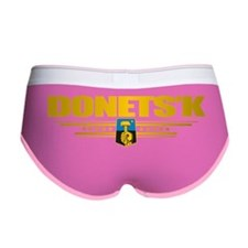 Donetsk COA pocket 2 Women's Boy Brief