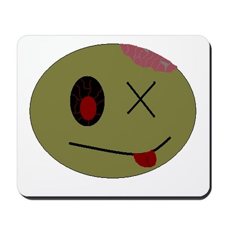 zombie one Mousepad