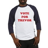 Vote For TREVOR Baseball Jersey