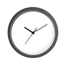 castle_handsome_white Wall Clock