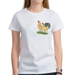 Blue-tail Buff Pair Women's T-Shirt