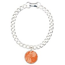 Orange-Pillow Bracelet