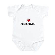 I * Alessandro Infant Bodysuit
