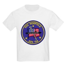 USS NORFOLK T-Shirt